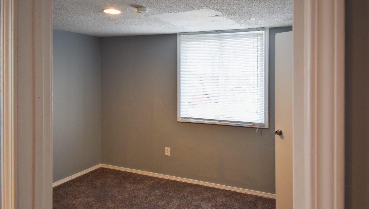 Unit C Bedroom