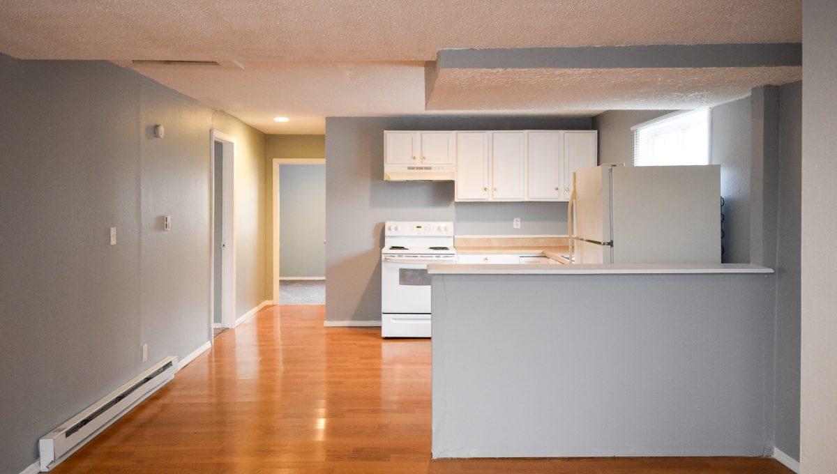 Unit C kitchen 2