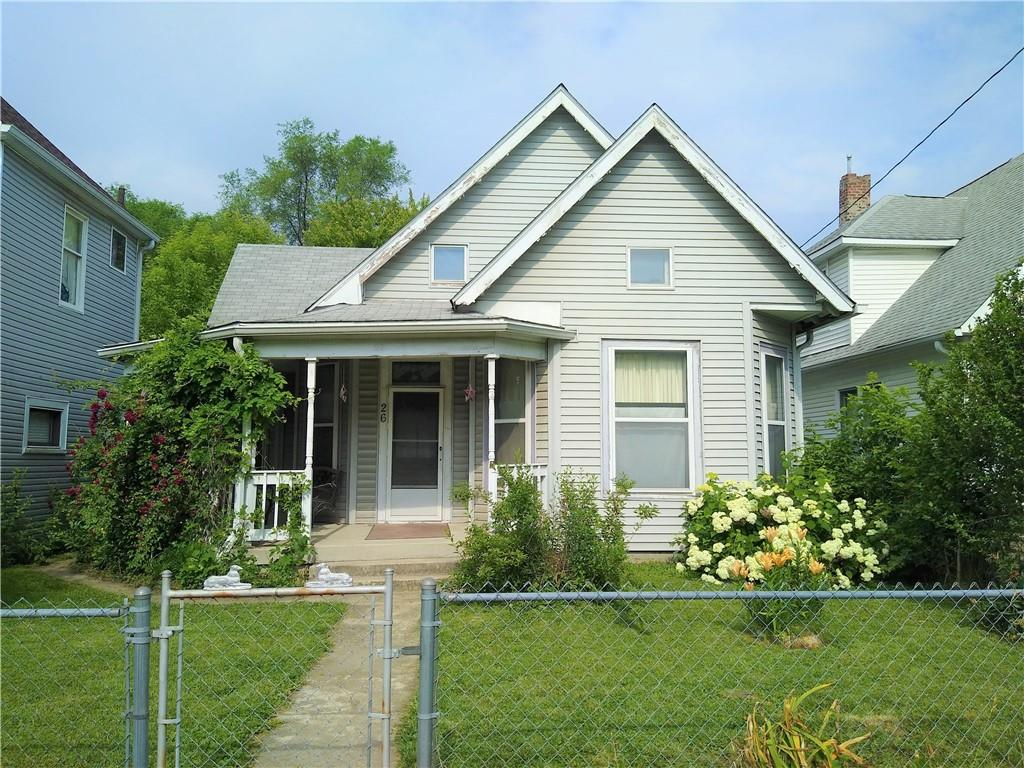 26 N. Gray Street, Indianapolis, IN 46201