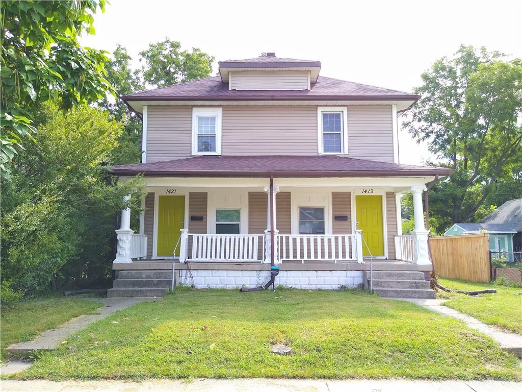 1419 North Olney Street, Indianapolis, IN 46201