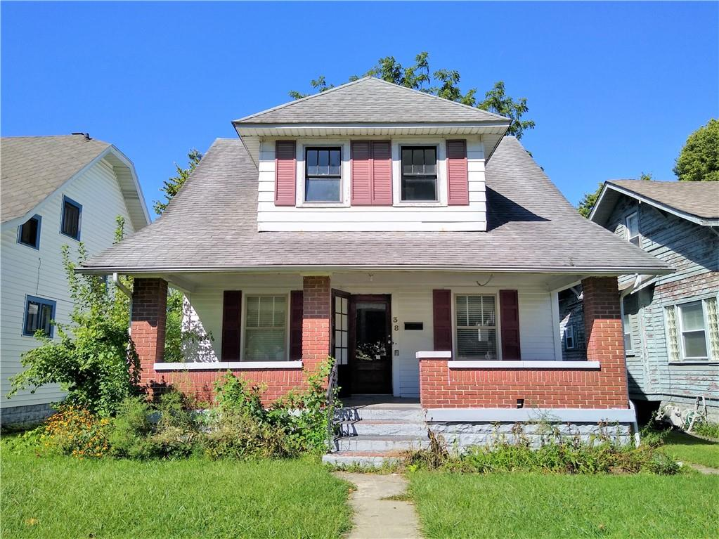 38 North Dequincy Street, Indianapolis, IN 46201