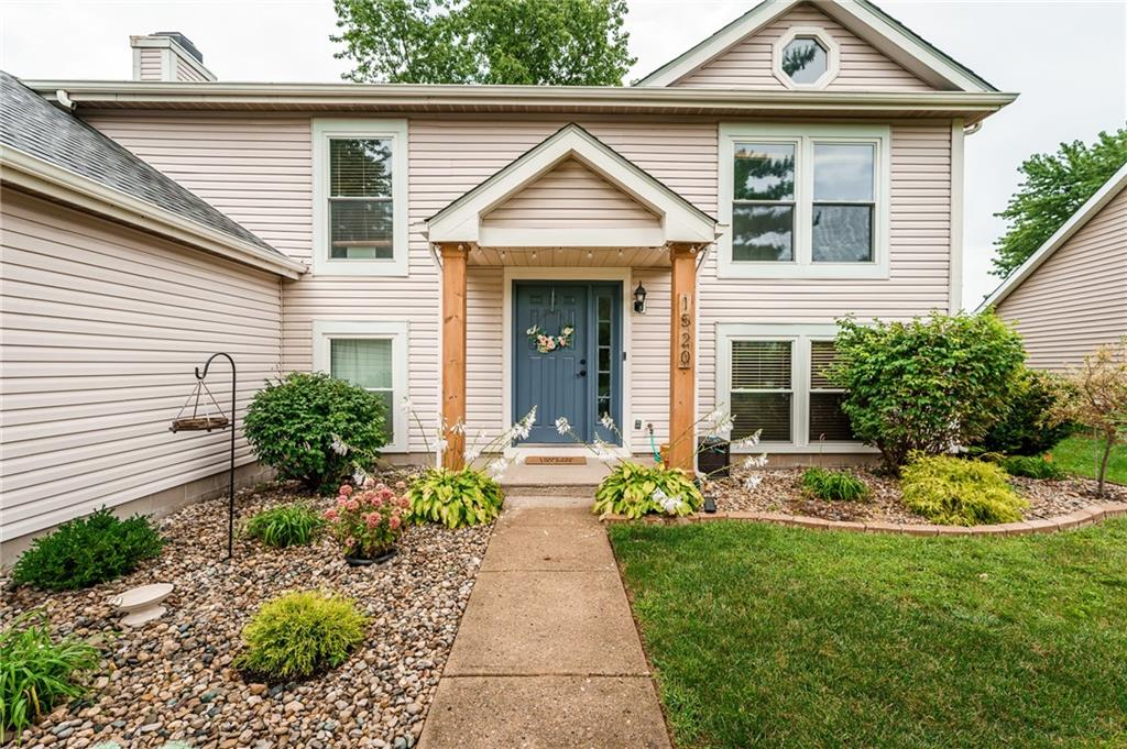 1520 Chase Boulevard, Greenwood, IN 46142
